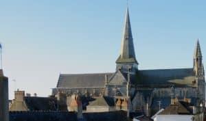 Grande église de Guérande