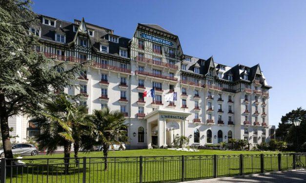 Hôtel Barrière L'Hermitage à La Baule
