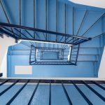 Pourquoi les escaliers en métal font-ils plus classe?
